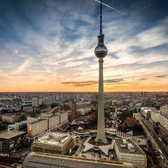 Berlin TV Tower (Fernsehturm) User Photo