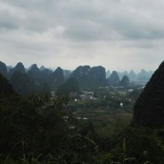 웨량산 여행 사진