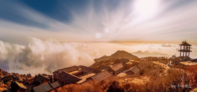 Mount Tai Scenic Area1