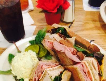 P J's Sandwich Shoppe