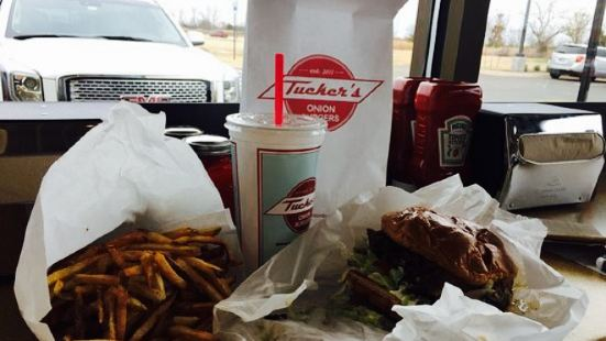 Tuckers Onion Burgers