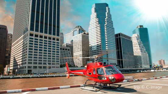 """""""Big Apple"""": Helicopter Flight Services"""