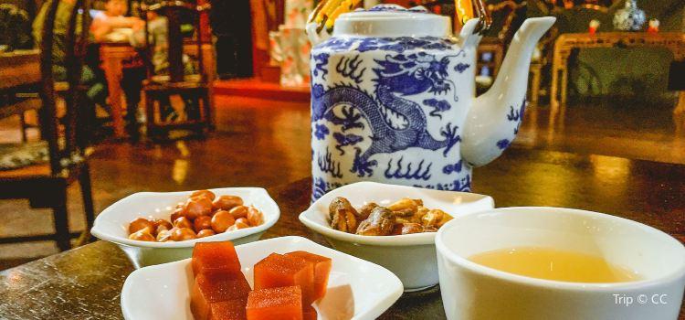 書香世家平江府木香中餐廳1