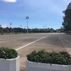 호찌민 광장 여행 사진