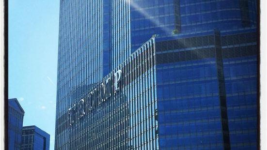 The Terrace at Trump