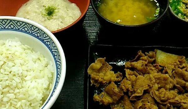 Yoshinoya Tokoji1