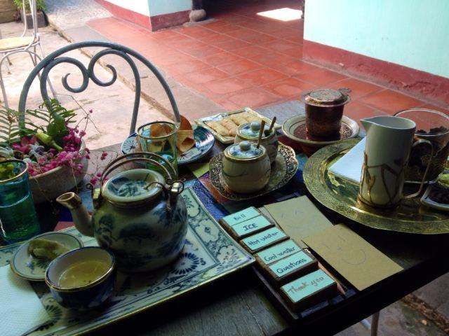 Reaching Out Tea House