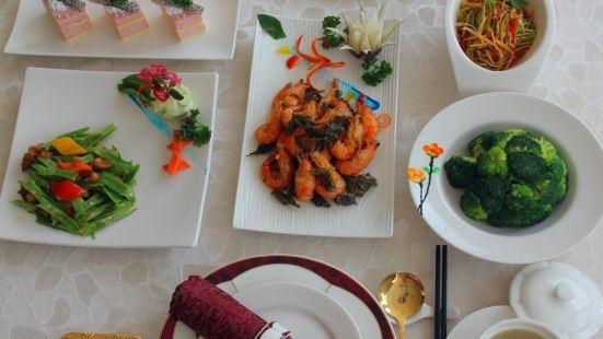 金棕櫚度假酒店-丹桂全日餐廳