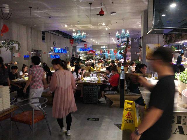 佰燒海鮮烤肉自助(錦藝店)