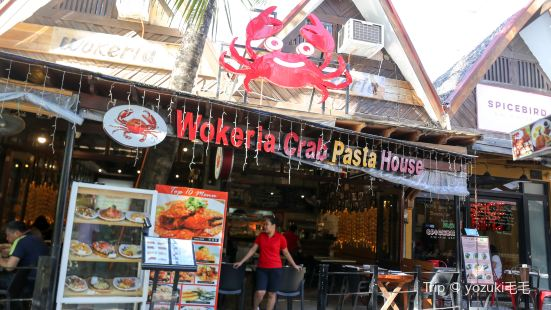 Wokeria: Red Crab House