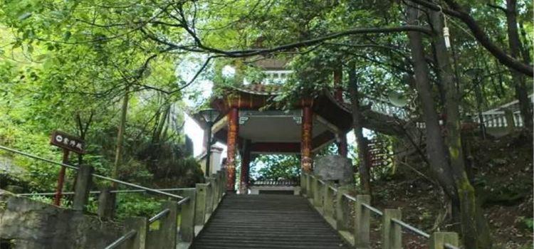 仙姑岩景區1