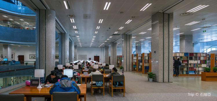 湖北省圖書館1