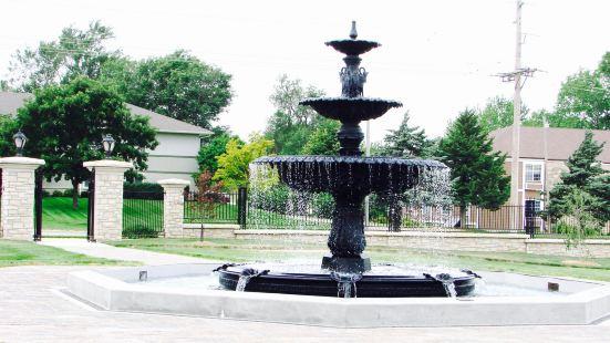 堪薩斯州立大學花園