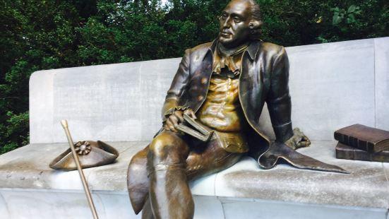 喬治梅森紀念亭