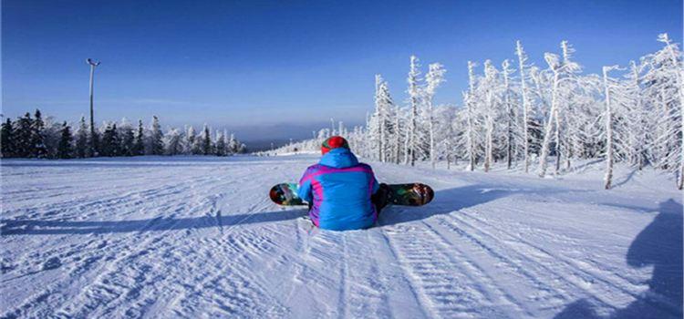 Lanzhou Anning Daqingshan Ski Resort1