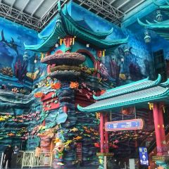 Huai'an Dragon Palace Great White Whale User Photo
