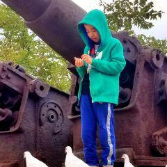 뤼순(여순) 군항 여행 사진