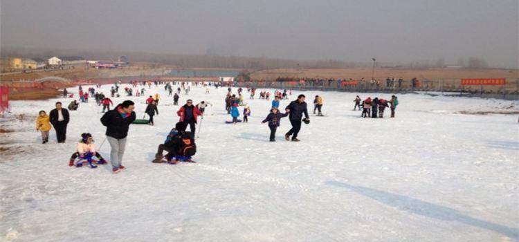 Fulaiqing Siji Ski Field3
