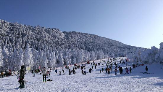 廬山滑雪場