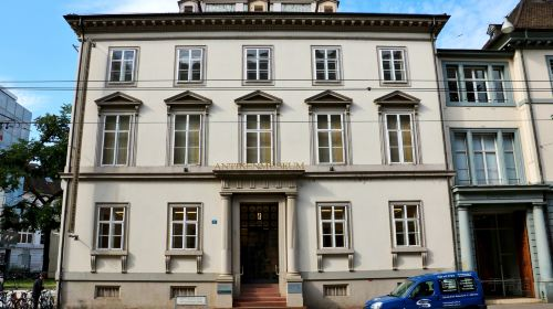 Basel Museum of Ancient Art and Ludwig Collection