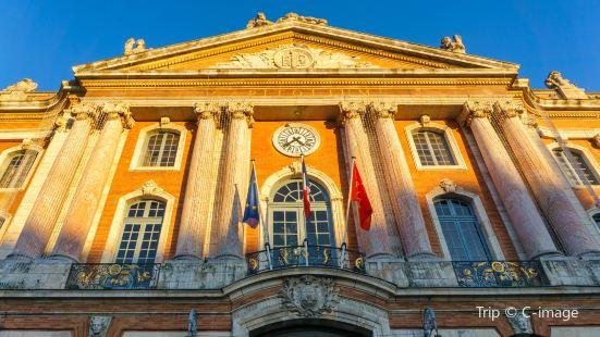 圖盧茲市政廳廣場