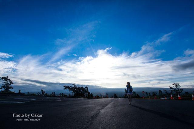 ALOHA~ 從地心到雲端,夏威夷自駕探險之旅