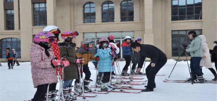 岱海國際滑雪場2