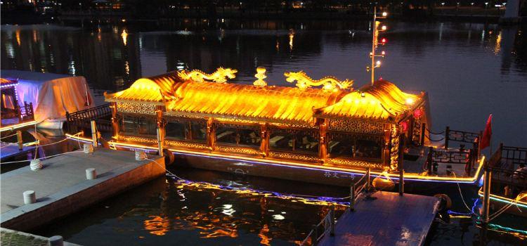 南湖遊船3