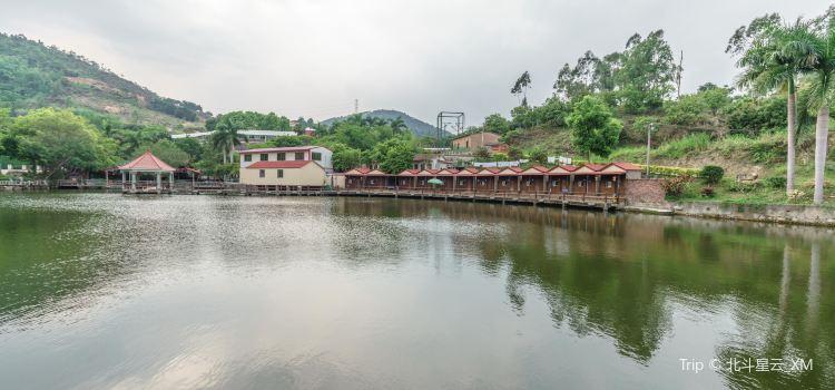 Qinglongzhai Mountain Villa