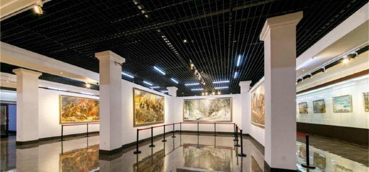 中朝文化展覽館