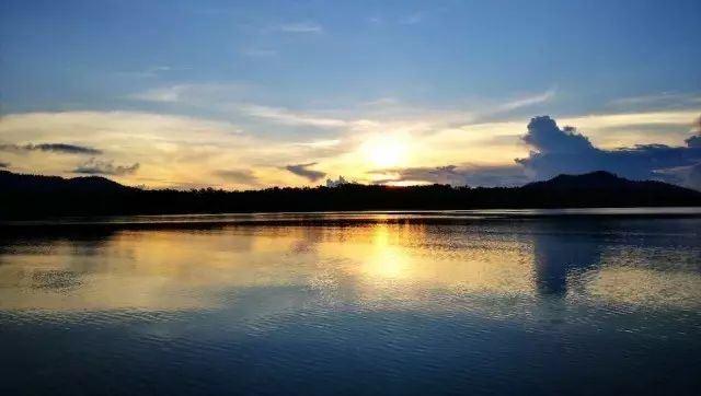 如果沒見過天堂的模樣,一定要來詩巴丹