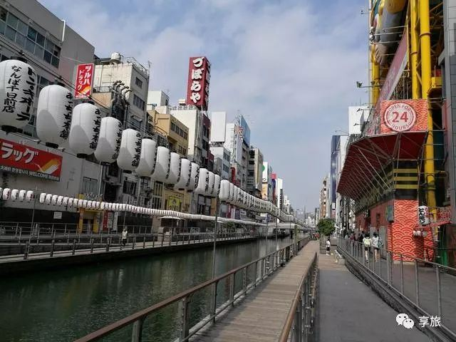 大阪一日周遊券玩到這五個地方就賺到了