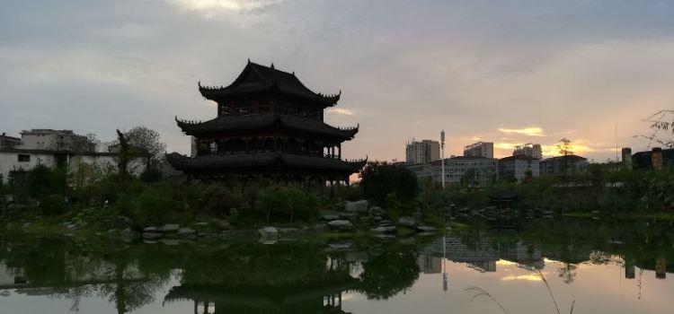 黔陽古城芙蓉樓3