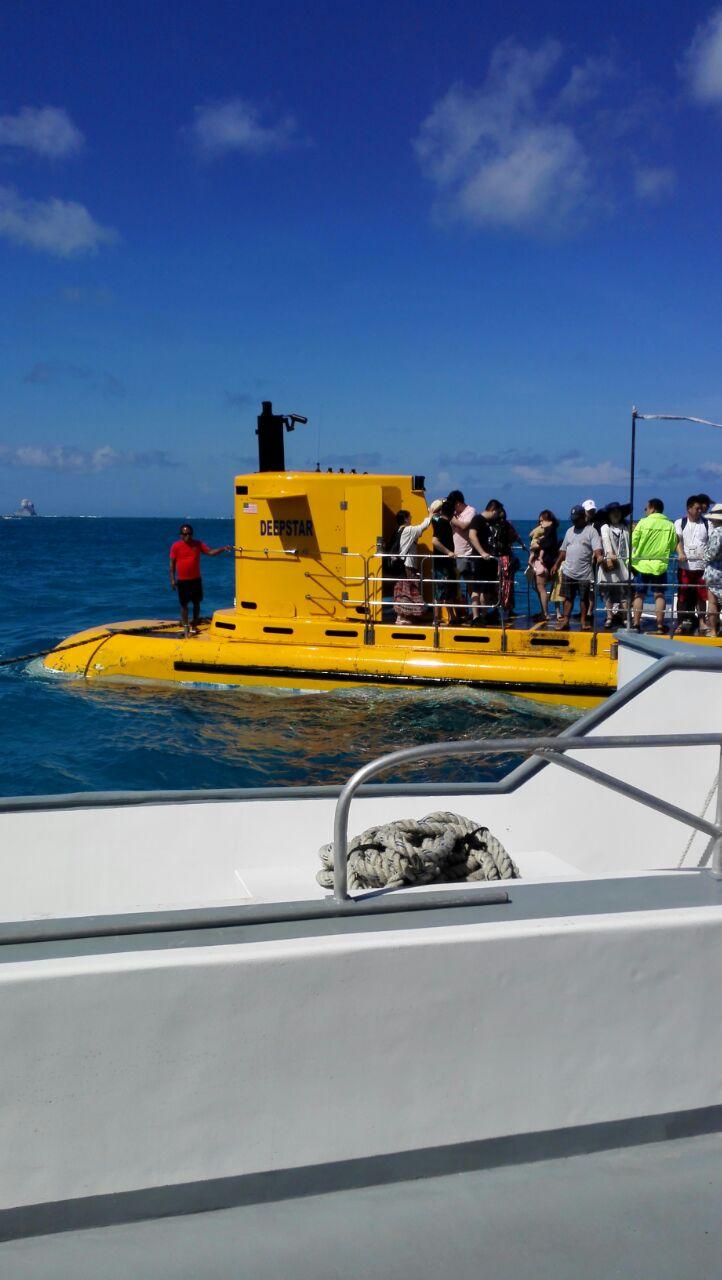 Saipan Submarine Deepstar | Tickets, Deals, Reviews, Family Holidays