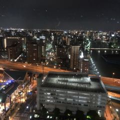 하카타 포트 타워 여행 사진