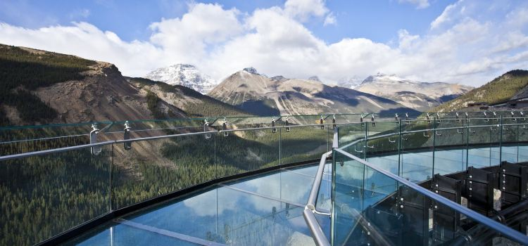 Glacier Skywalk2