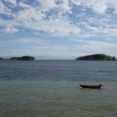 푸자좡 해수욕장 여행 사진