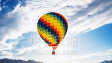 门源芬芳浴热气球观光