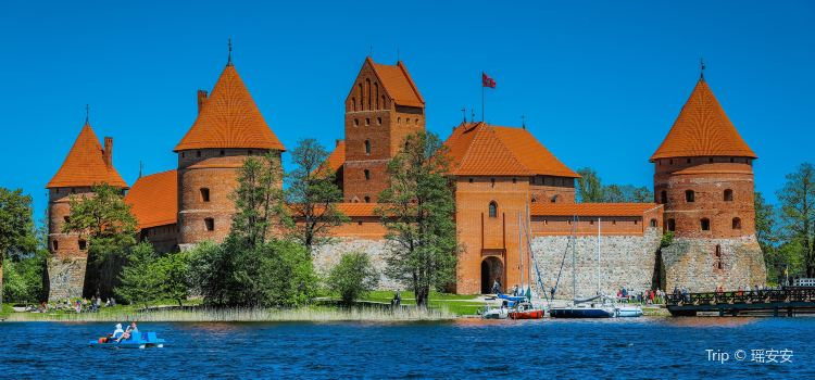 Trakai Island Castle Museum1