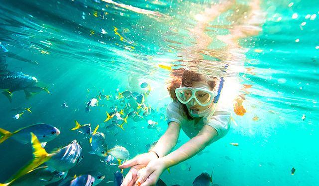 沙巴眾多水上活動等你來Pick,玩就要玩過癮