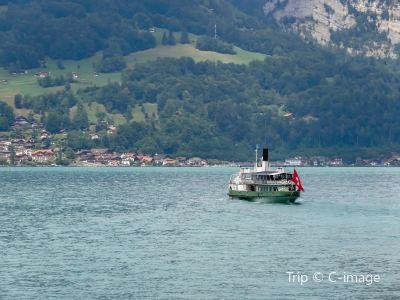 布裡恩茨湖遊船