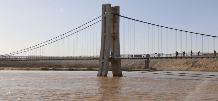 黃河3D玻璃橋3