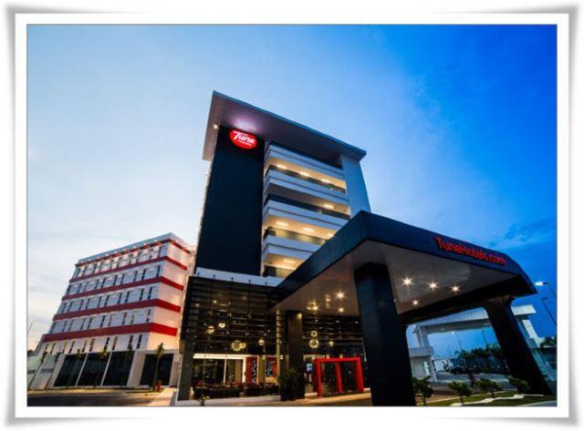 馬來西亞 吉隆坡KLIA2機場 TUNE酒店