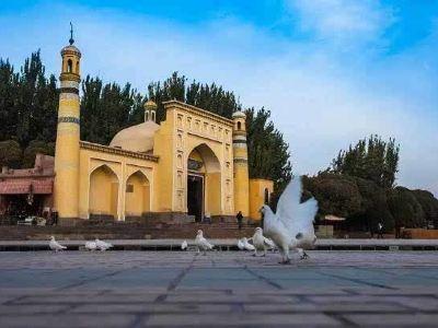 Xinjiang Kaxgar Xiyu Museum