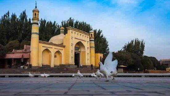新疆喀什西域博物館