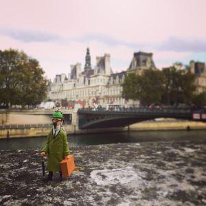 巴黎,我的聖誕玩法