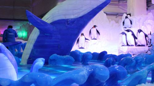 南極島冰雪樂園