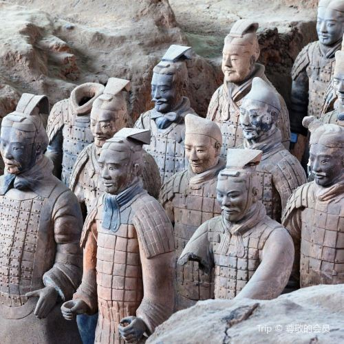 Terracotta Army Ticket + Private English-Speaking Guide