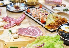 市區排隊的韓國烤肉又開新店!金陽人民5折開吃!