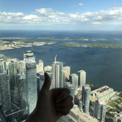 加拿大國家電視塔用戶圖片